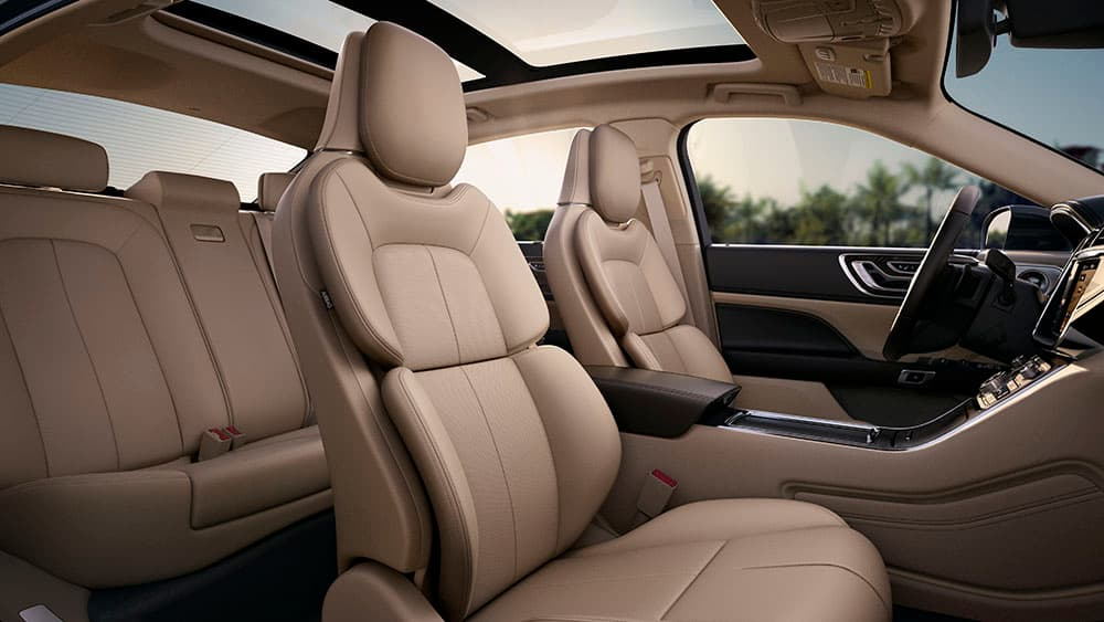 2019 Lincoln Continental Interior Design