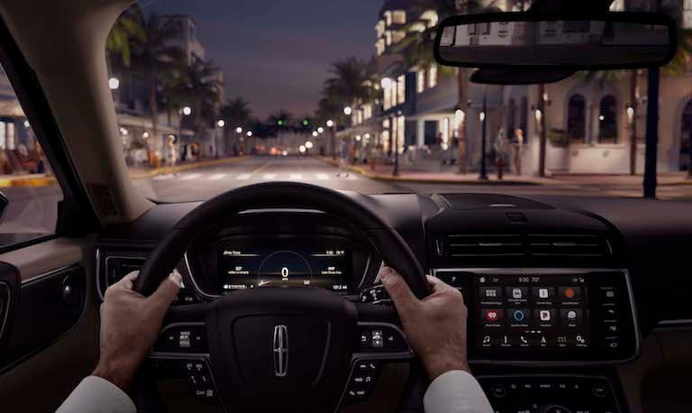 2019 Lincoln Continental Safety