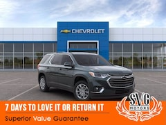 New 2020 Chevrolet Traverse LT Cloth w/1LT SUV in Urbana, Ohio