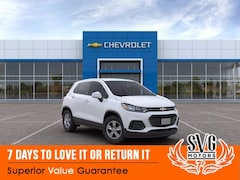 New 2020 Chevrolet Trax LS SUV for sale in Urbana, OH