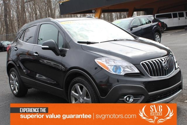 Used 2016 Buick Encore For Sale Dayton Oh Kl4cjcsb8gb611879