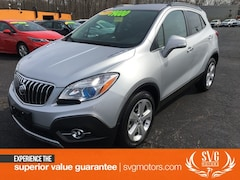 Used 2016 Buick Encore Convenience SUV for sale in Urbana, OH