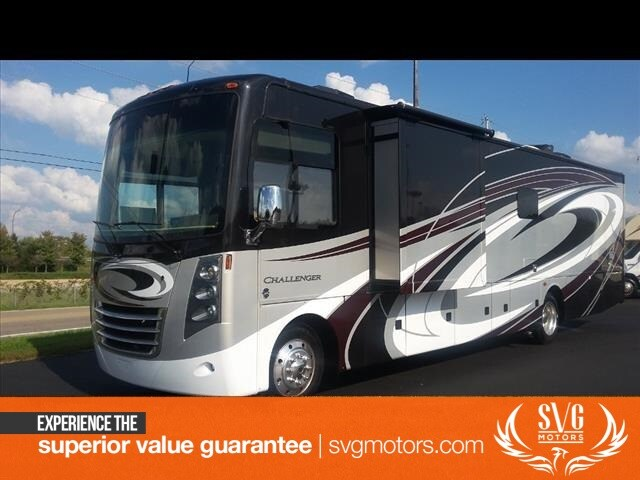 2017 Ford F-53 Motorhome Chassis Base Truck