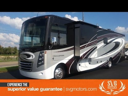 Used 2017 Ford F-53 Motorhome Chassis For Sale at Svg