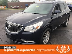 Used 2016 Buick Enclave Leather SUV for sale in Urbana, OH