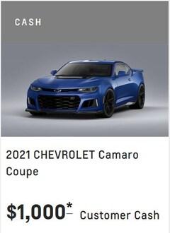 21 Camaro Cash