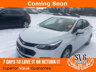 Used 2018 Chevrolet Cruze LT Sedan for sale in Urbana, OH