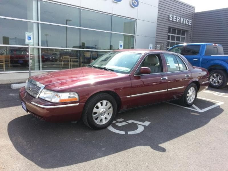 2004 Mercury Grand Marquis Sedan