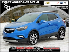 Used Vehicles for sale 2017 Buick Encore Essence SUV in Barron, WI