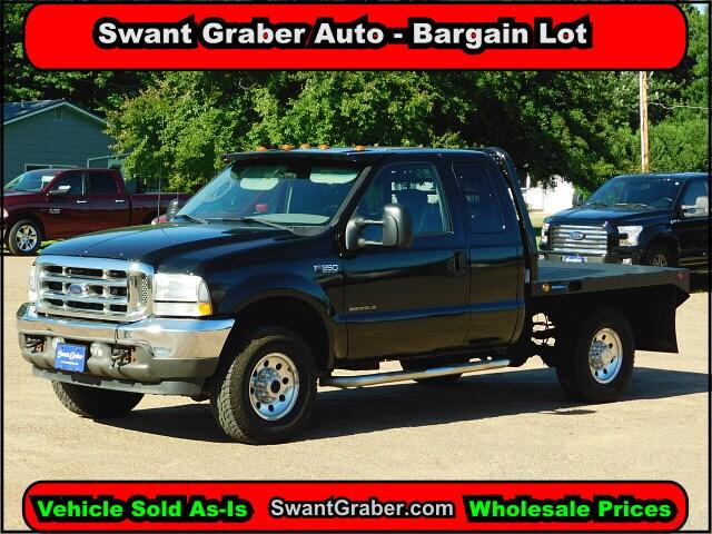 2003 Ford F-350 XLT Truck Super Cab