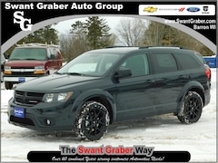 New Dodge and Ram Vehicles 2018 Dodge Journey SXT AWD Sport Utility for same in Barron, WI