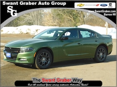 New Dodge and Ram Vehicles 2018 Dodge Charger GT AWD Sedan for same in Barron, WI