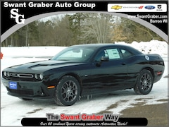 New Dodge and Ram Vehicles 2018 Dodge Challenger GT ALL-WHEEL DRIVE Coupe for same in Barron, WI
