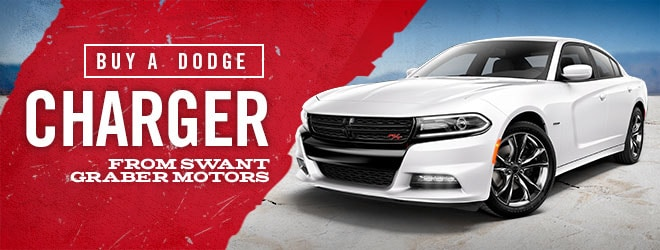 Why Buy a Dodge Charger from Swant Graber Motors
