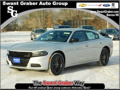 New Dodge and Ram Vehicles 2019 Dodge Charger SXT AWD Sedan for same in Barron, WI