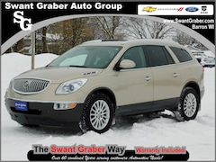 Used Vehicles for sale 2009 Buick Enclave CXL SUV in Barron, WI