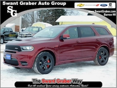 New Dodge and Ram Vehicles 2018 Dodge Durango SRT AWD Sport Utility for same in Barron, WI