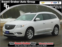 Used Vehicles for sale 2016 Buick Enclave Premium SUV in Barron, WI