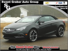 Used Vehicles for sale 2016 Buick Cascada Premium Convertible in Barron, WI