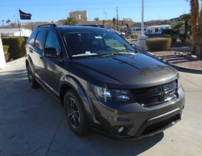New 2018 Dodge Journey V6 VALUE PACKAGE Sport Utility Lake Havasu City