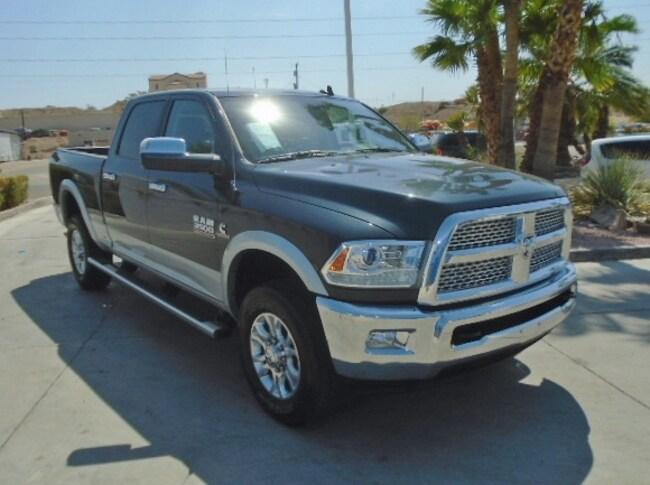 Used 2015 Ram 3500 Laramie Truck Crew Cab Bullhead City