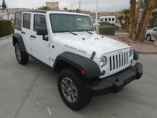 Used 2014 Jeep Wrangler Unlimited Rubicon SUV Bullhead City