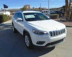 New 2019 Jeep Cherokee LATITUDE 4X4 Sport Utility Henderson, Nevada