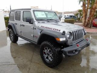 New 2019 Jeep Wrangler UNLIMITED RUBICON 4X4 Sport Utility Bullhead City