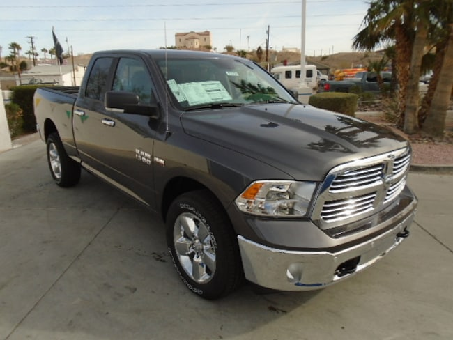 New 2018 Ram 1500 BIG HORN QUAD CAB 4X4 6'4 BOX Quad Cab Lake Havasu City