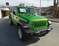 2018 Jeep Wrangler UNLIMITED SPORT S 4X4 Sport Utility for sale in bullhead city