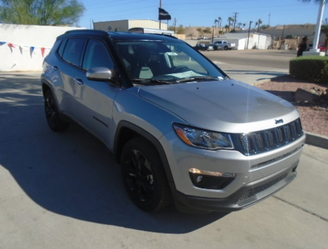 New 2018 Jeep Compass ALTITUDE FWD Sport Utility Lake Havasu City