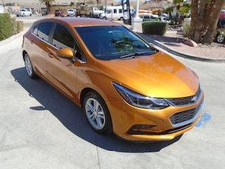 Used 2017 Chevrolet Cruze LT Hatchback Bullhead City