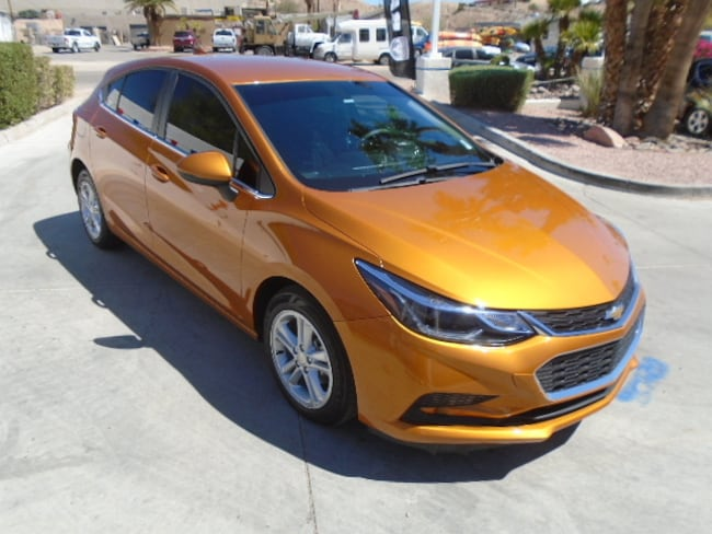 Used 2017 Chevrolet Cruze LT Hatchback Bullhead City
