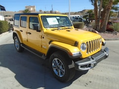 2019 Jeep Wrangler UNLIMITED SAHARA 4X4 Sport Utility for sale in bullhead city