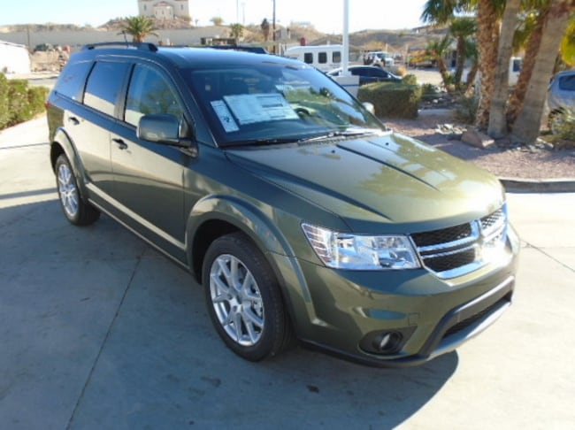New 2018 Dodge Journey SXT SUV Lake Havasu City