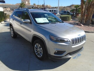New 2019 Jeep Cherokee LATITUDE PLUS 4X4 Sport Utility Bullhead City