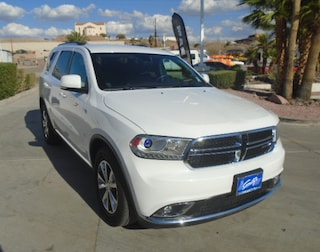 Used 2016 Dodge Durango Limited SUV Bullhead City