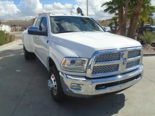 Used 2016 Ram 3500 Laramie Truck Mega Cab Bullhead City