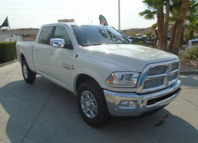 New 2018 Ram 2500 LARAMIE CREW CAB 4X2 6'4 BOX Crew Cab Lake Havasu City