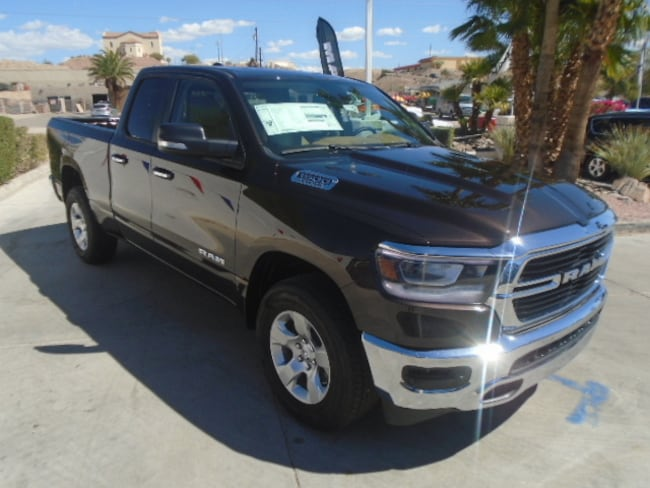 New 2019 Ram 1500 BIG HORN / LONE STAR QUAD CAB 4X4 6'4 BOX Quad Cab Lake Havasu City