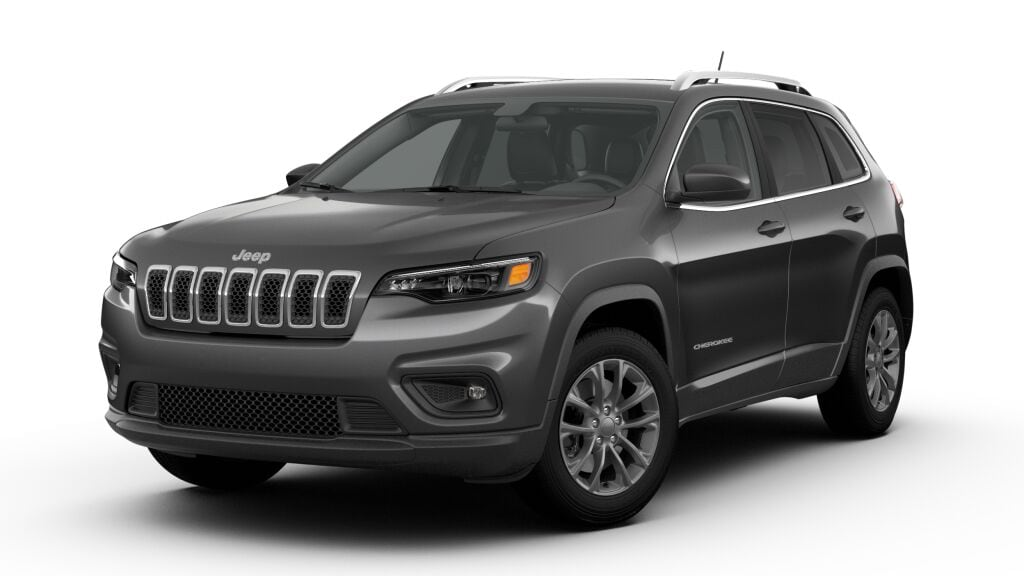 New 2019 Jeep Cherokee LATITUDE PLUS FWD Sport Utility Bullhead City AZ
