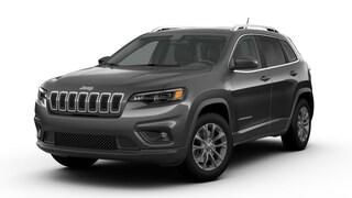 New 2019 Jeep Cherokee LATITUDE PLUS FWD Sport Utility Bullhead City
