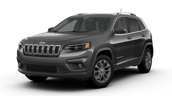 New 2019 Jeep Cherokee LATITUDE PLUS FWD Sport Utility Lake Havasu City