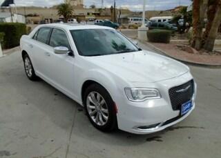 Used 2018 Chrysler 300 Limited Sedan Bullhead City