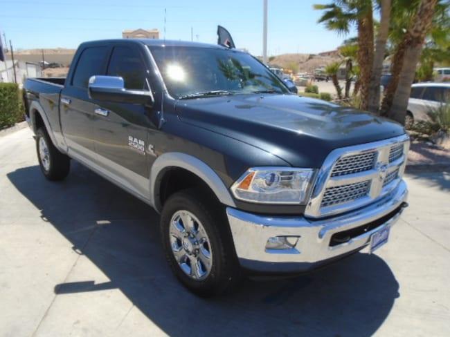 Used 2014 Ram 2500 Laramie Truck Crew Cab Bullhead City