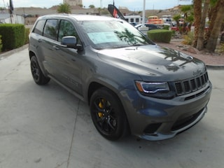 New 2018 Jeep Grand Cherokee TRACKHAWK 4X4 Sport Utility Bullhead City