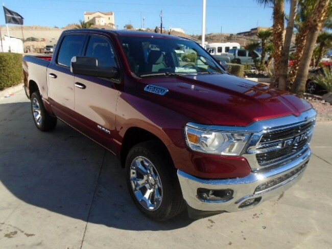 New 2019 Ram 1500 BIG HORN / LONE STAR CREW CAB 4X4 5'7 BOX Crew Cab Lake Havasu City