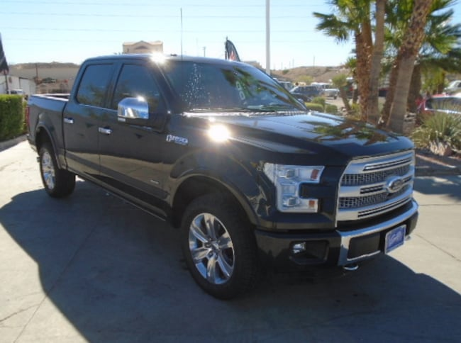 Used 2015 Ford F-150 Truck SuperCrew Cab Bullhead City
