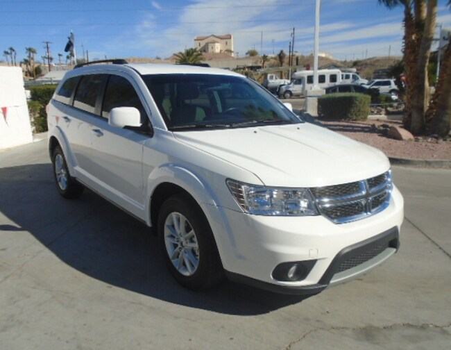 Used 2018 Dodge Journey SXT SUV Bullhead City