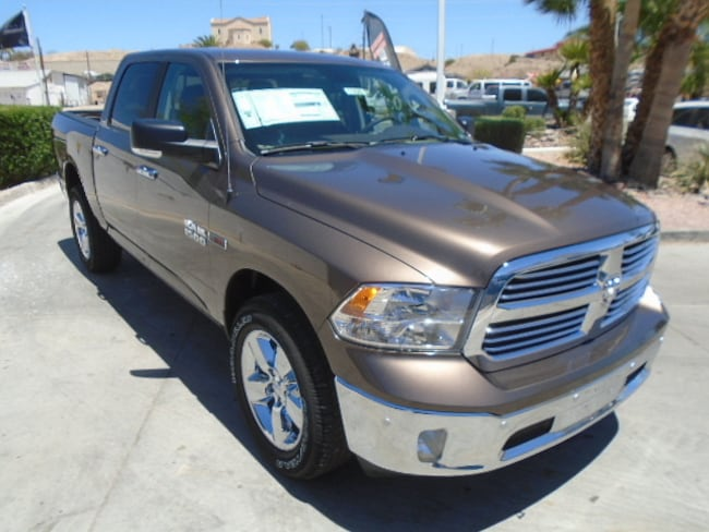 New 2018 Ram 1500 BIG HORN CREW CAB 4X4 5'7 BOX Crew Cab Lake Havasu City